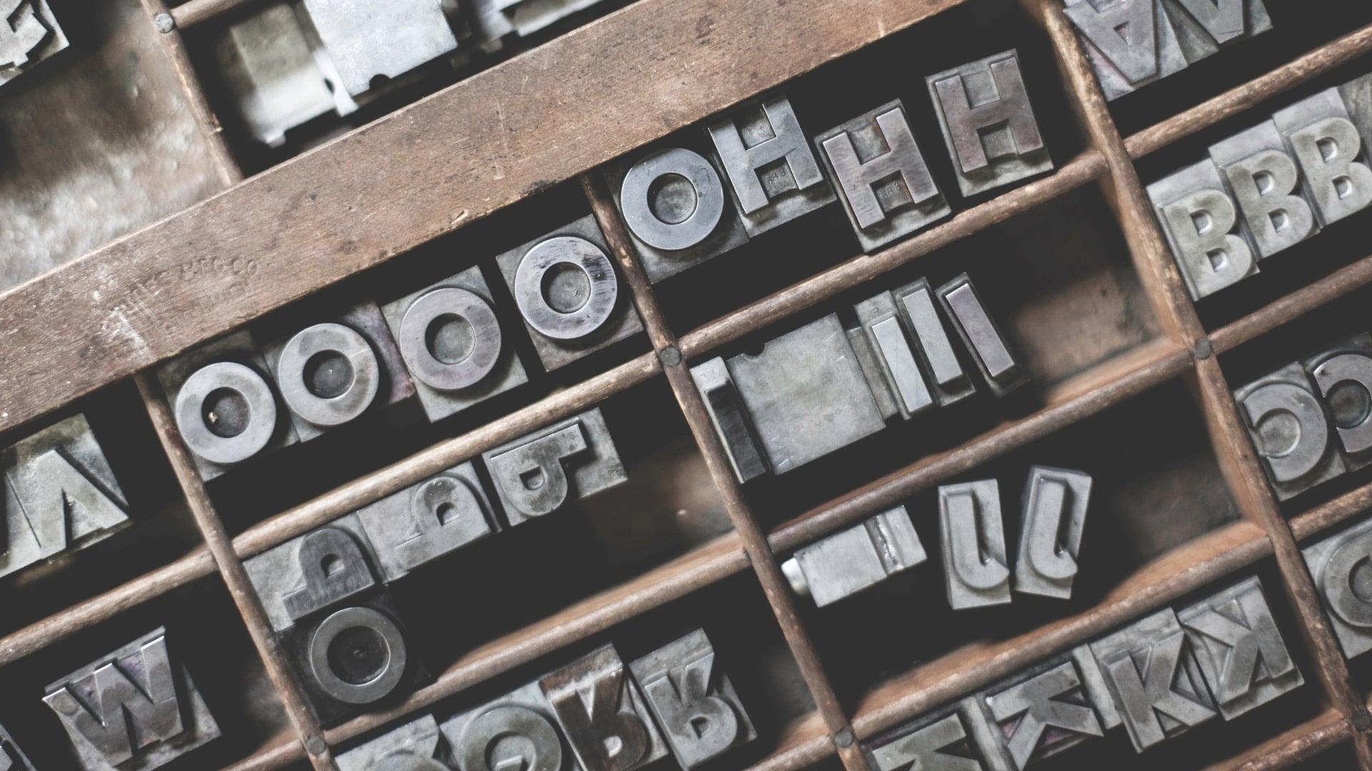 Font, czcionka czy krój pisma?   Studio Reklamy Mofo